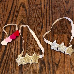 Other - Baby headband bundle